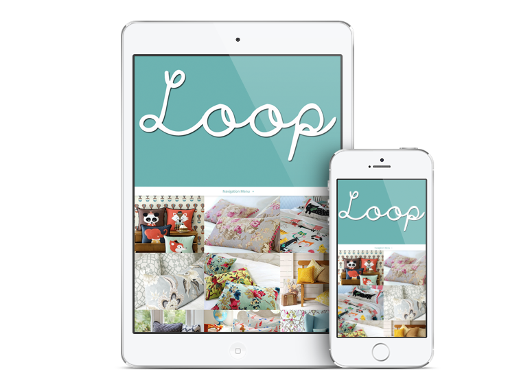 Loop Home Web Design