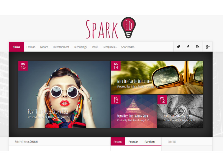 Spark-Ed Logo Design