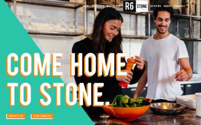 R6 Stone Web Design